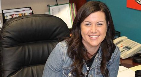 Interview with Principal, Tina Krabitz